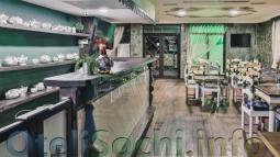 Ресторан отеля в Сочи «Савва-Бутик»