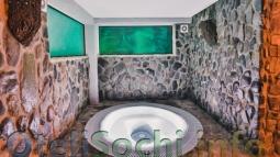 Джакузи отеля в Сочи «Савва-Бутик»