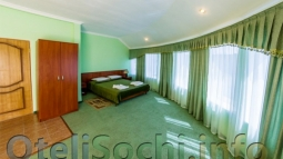 Комфорт с отелем в Сочи  «Аквамарин парк»