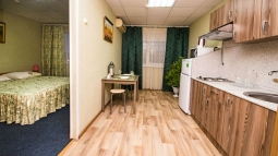 Люкс с кухней