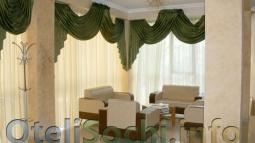 Green Hosta гостиница в Хосте, Хостинский район рядом с морем