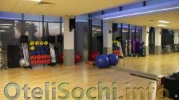 Фитнес-клуб отеля «Форвард»