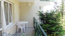 Балкон отеля в Сочи «Аледо»